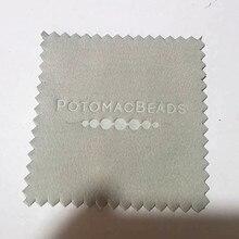 300 1000Pcs Custom Logo 10X10Cm Embossing Sieraden Reinigen Polijsten Doek Messing Polijstmachine Voor Platina Zilver goud Cleaner