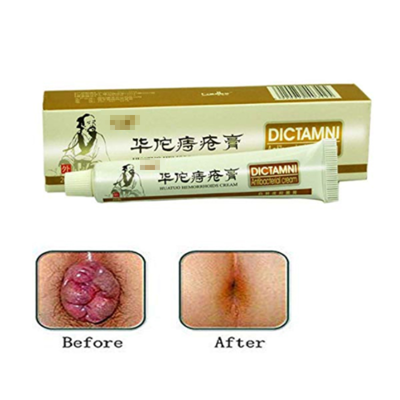 Chinese Herbal Hemorrhoids Cream Ointment Health Care Powerful Internal Piles External Anal Ointment Drop Shipping