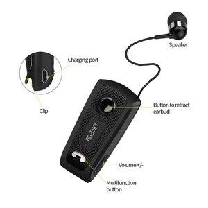 Image 4 - FINEBLUENew auriculares telescópicos de UK E20 para negocios, portátiles, con micrófono y vibración para llamadas, Auriculares inalámbricos con Bluetooth