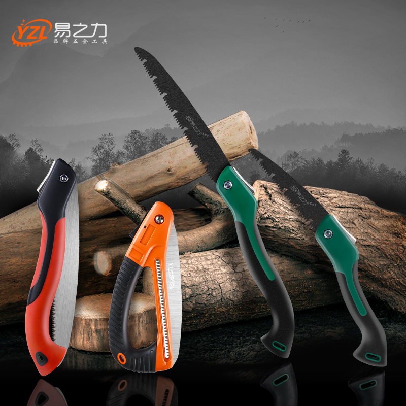 Camping Foldable Saw Garden Folding Saw  Woodworking GardeningTool Hand Collapsible Saw