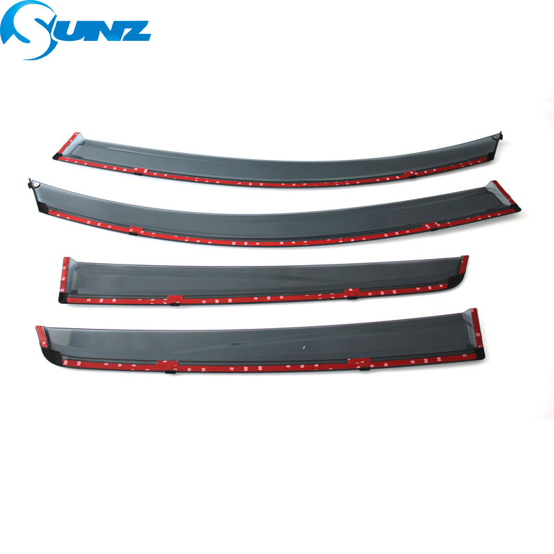 Image 5 - Car Window Deflector Visor For FORD TAURUS  2016 2017 2018 Winodow Visor Vent Shades Sun Rain Deflector Guard SUNZ-in Awnings & Shelters from Automobiles & Motorcycles