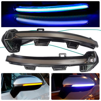 For Volkswagen VW Passat B8 2015-2020 For Arteon Dynamic Turn Signal Light Flowing Water Blinker Sequential Indicator Blinker