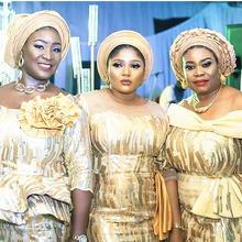 Sequenza africano Tessuto di Pizzo Ultime 2020 di Alta Qualità francese paillettes Materiale Del Merletto Nigeriano Tulle Tessuti di Pizzo Per Il Vestito