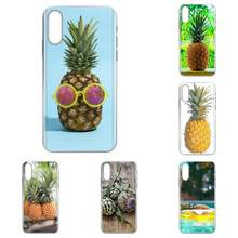 Soft Shell Cases Relax Flamingos Pineapple For Huawei Nova 2 V20 Y3II Y5 Y5II Y6 Y6II Y7 Y9 G8 G9 GR3 GR5 GX8 Prime 2018 2019(China)