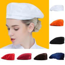 Модная шляпа пирата для головы отеля повара берет шеф работы