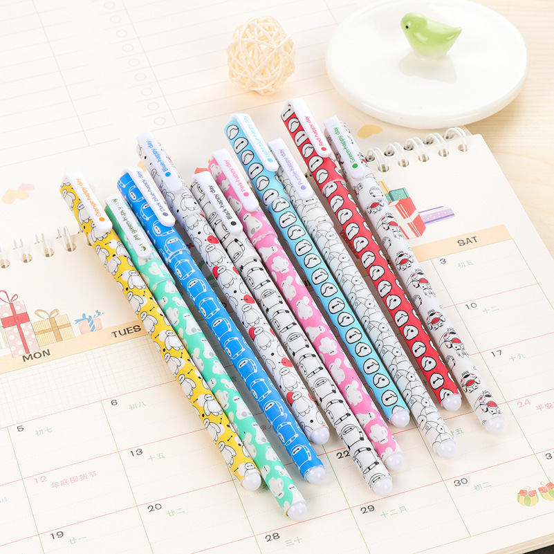 10-Pcs-Lot-Color-Pen-Gel-Pens-Kawaii-Pen-Boligrafos-Kawaii-Canetas-Escolar-Cute-Korean-Stationery (1)