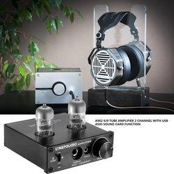 A962 profesjonalnego 6J9 rury wzmacniacz lampowy wzmacniacz sygnału z karta dźwiękowa USB funkcja wzmacniacz sygnału