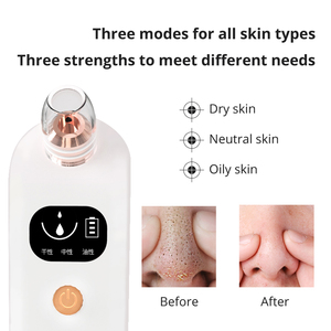 Image 3 - DARSONVAL blackhead remover tools for acne pore cleaner beauty face care blackhead vacuum cleaner black dots pimple remover tool