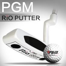 PGM Golf miotacz kluby golfowe mężczyźni kobiety Ultralight PUTT dla Golf pomoc szkoleniowa stal wał stalowy Golf miotacz klub 34 35 cali