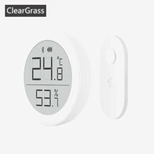 Youpin Qingping Bluetooth Digitale Termometro e Igrometro Elettronico Schermo Inchiostro 30 Giorni di Dati di Registrazione Automatica Da casa di app