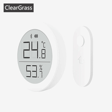 Youpin Qingping Digital Bluetooth Thermometer and Hygrometer Electronic Ink Screen 30 Days Data Automatic Recording By home app