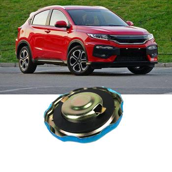 New Alloy Plated Car Auto Fuel Tank Cover Fuel Gas Tank Cap For Honda GX120 GX160 GX200 GX340 GX390 152F 16 image