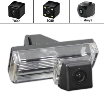 for Lexus GX470 J120 LX470 J100 Toyota Reiz / Mark X MarkX Car Night Vision Waterproof reverse Rear View Reversing Backup Camer image