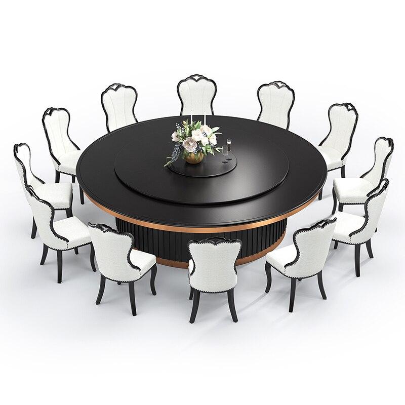 arbre de jeunesse hotel table a manger electrique grande table ronde nouveau chinois hotel table a manger et chaise combinaison