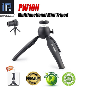 Image 1 - INNOREL PW10N Camera Holder Mini Tabletop Tripod Phone Stand Multifunctional Adapter For Mirrorless Photographing Equipments