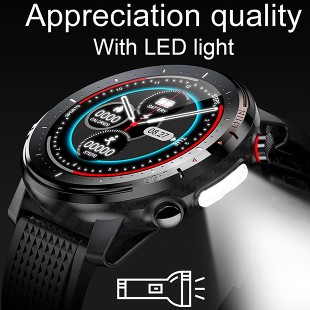696 L15 360x360 Pixels Fashion Smart Watch Men Heart Rate Monitor Bracelet Blood Pressure Waterproof Sport Smartwatch Wristband