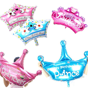 Cartoon Mouse Theme Party Decoration Combination Latex Foil Balloons Happy Birthday Party Balloons Baby Cartoon Hat