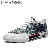 men vulcanize shoes designer mens casual sneakers multicolor male canvas moccasins hip hop comfortable vulcanized shoes for men