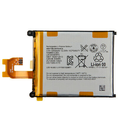 Original Replacement  Li-ion Battery For Sony Xperia Z2 L50W D6503 D6502