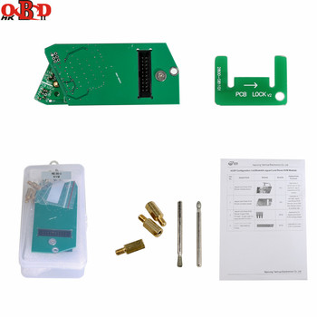Yanhua Mini ACDP Module9 for Land Rover Key Programming Support KVM from 2015-2018 Add Key & All Key Lost