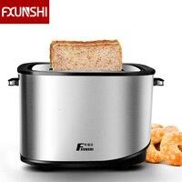 Fxunshi Bread Toaster Home Appliances Bread Baking Molds Machine Sandwich Fast Maker Bread Bin Kitchen Tools