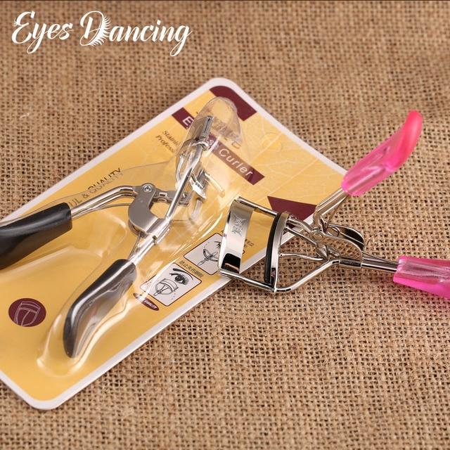 Eyes Dancing Makeup Eyelash Curler Beauty Tools Lady Women Lash Nature Curl Style Cute Eyelash Width Handle Curl Lashed Curlers 2