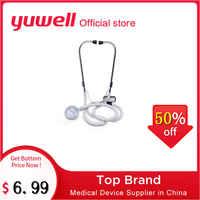 Yuwell Stethoskop Professionelle Medizinische Stethoskop Detektor Fetal Kardiologie Stethoscopes Blutdruck Medizinische Ausrüstung