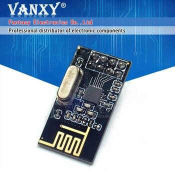 5 шт. NRF24L01 NRF24L01 + Беспроводной Модуль 2.4 Г Беспроводной Модуль Связи Обновление Модуля новый Бесплатная доставка