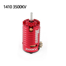 Mini 1410 Brushless Motor para Kyosho 3500KV Mr03 Pro Atômica DRZ 1/24 1/28 1/32 Carro de Drift RC Mini-Z(China)