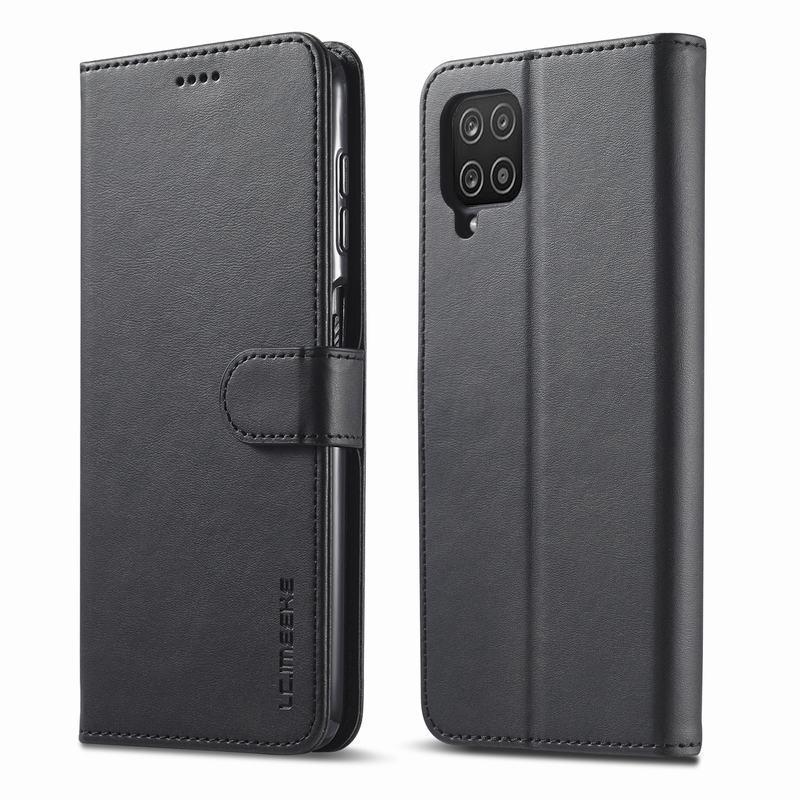 Флип-чехол для Samsung Galaxy A12, чехол, кошелек, Магнитный Роскошный кожаный чехол для Samsung A12 A 12, чехлы для телефонов, чехол