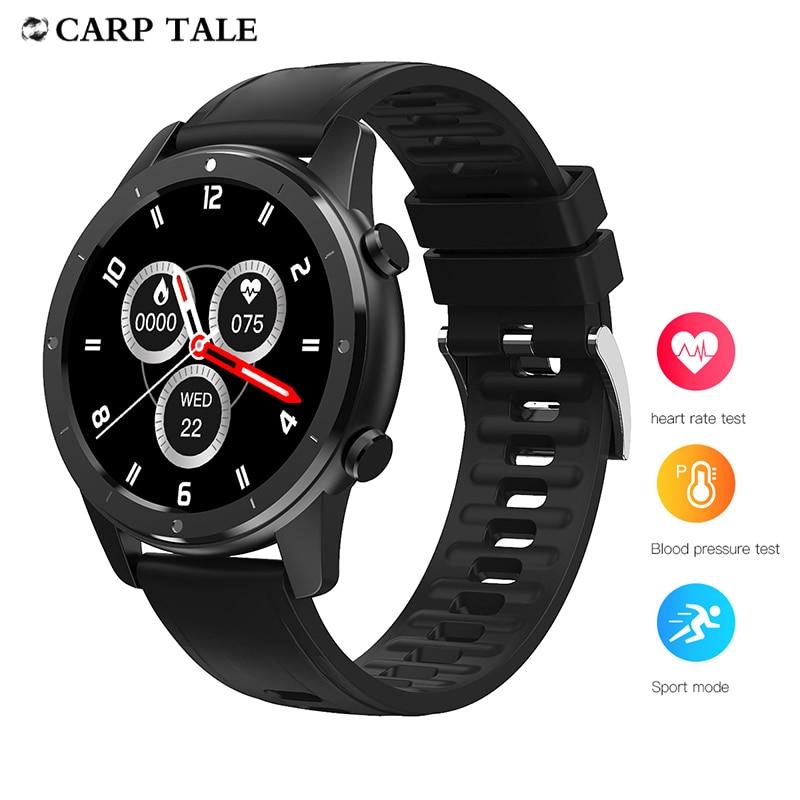 woman smart watch 2020 men watches waterproof Bluetooth Call Alarm Clock smartwatch for huawei xiaomi phone girl gift