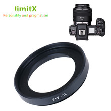 EW52 Lens Hood per Canon EOS R RP R5 R6 con RF 35 millimetri f/1.8 Macro IS STM lens Sostituisce Canon EW 52 Fotocamere Accessori