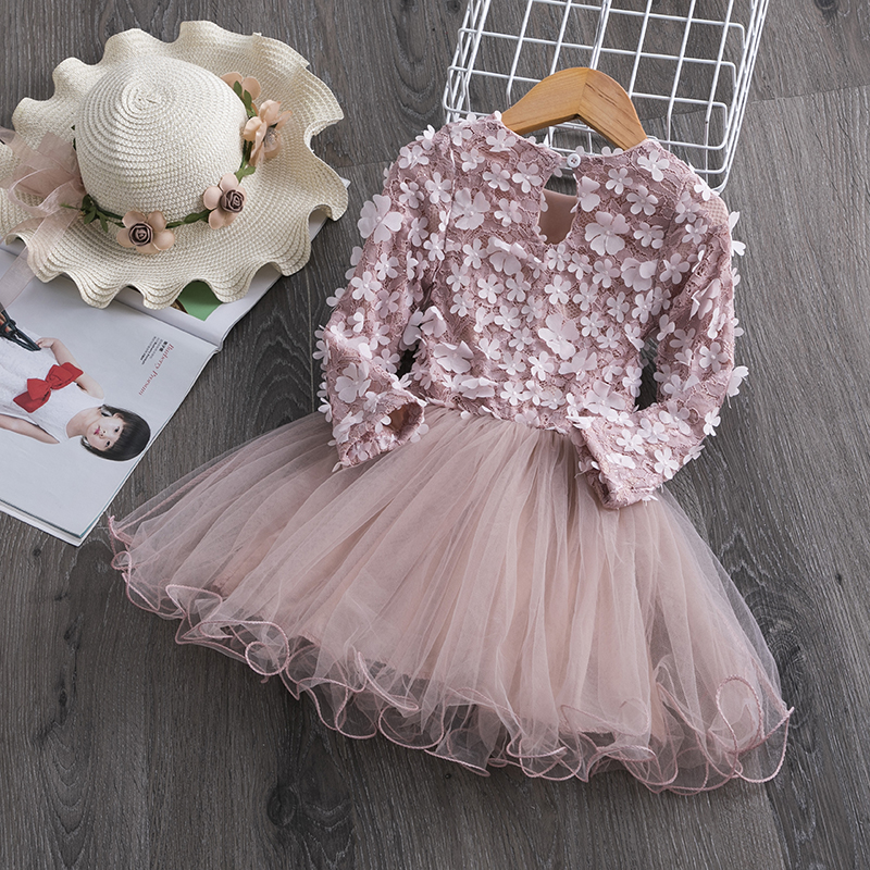 H213defafd83e430687c0eb05eb61e9432 Girls Clothing Sets 2019 Summer Princess Girl Bling Star Flamingo Top + Bling Star Dress 2pcs Set Children Clothing Dresses