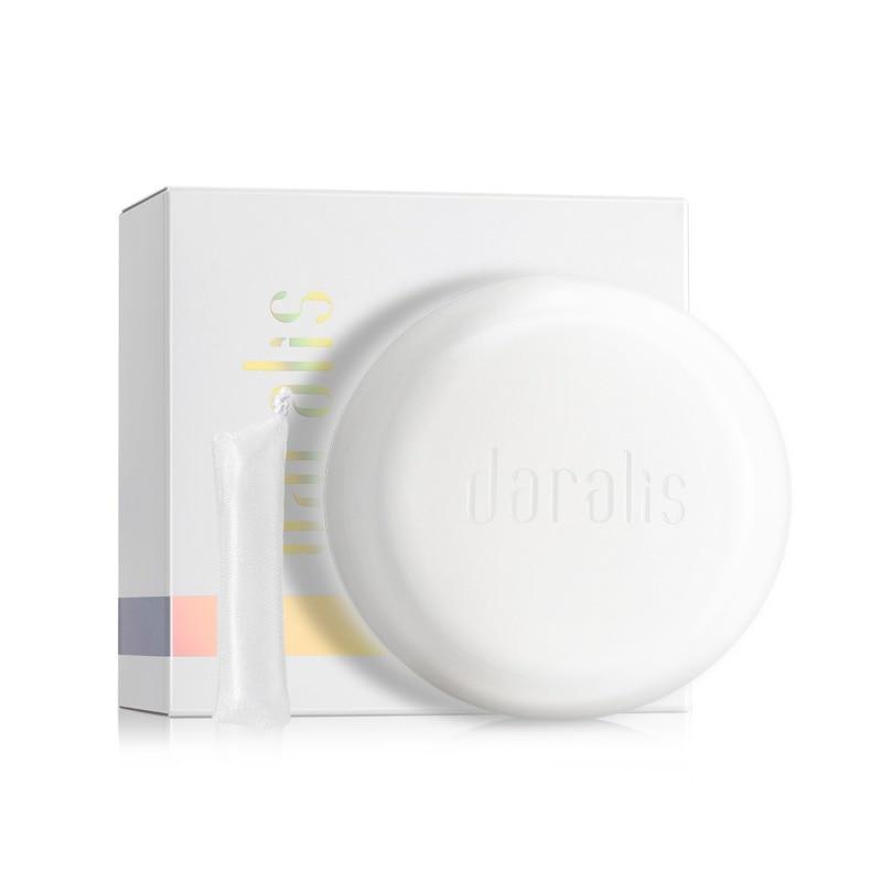 100g Removal Pimple Pore Acne Treatment Silk Soap Cleaner Moisturizing Goat Milk Soap Face Care Wash Basis Soap