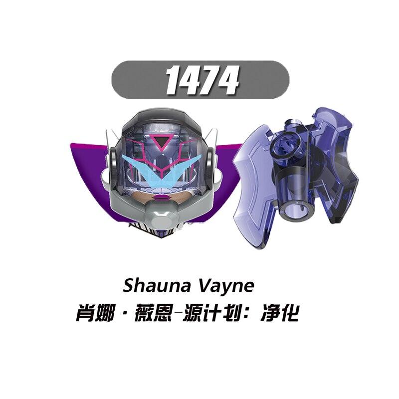 1474(肖娜·薇恩-源计划:净化- Shauna Vayne)-恢复的