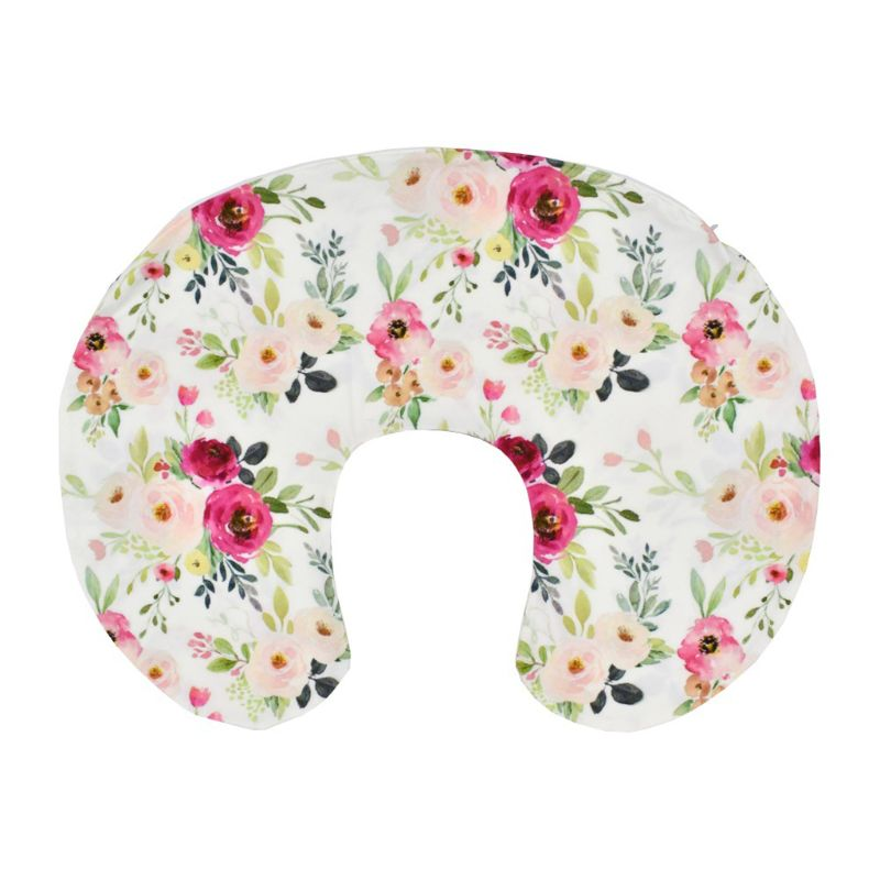 Soft Cute Cover Feeding Pillow Nursing Maternity Naby Pregnancy Breasteeding Nursing Pillow Cover Slipcover Only Cover
