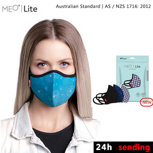 MEO Fashion Mask FILTER Dust-Pm0.1 Washable Anti-Haze Listing And with for Man Woman