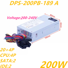 PSU NAS 200W Power-Supply Small Mini New for Delta 1U Cp1540/Cp5140/Cp5141/.. Dps-200pb-189-A-Gps-200ab-A