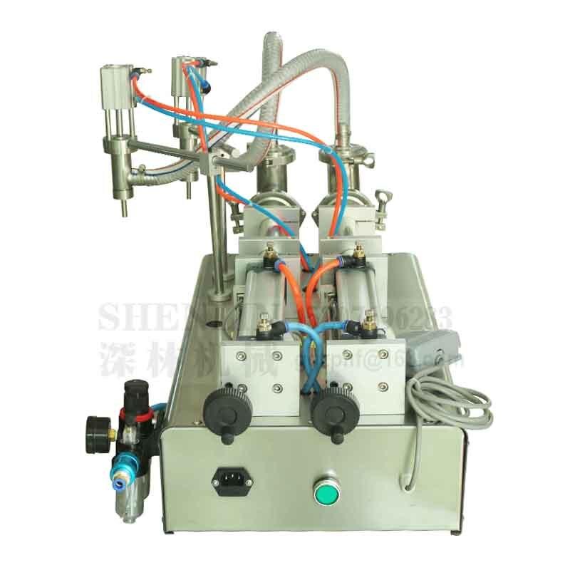 Automaatse pudelitäidise automaatse pudelitäidise täitemasin - Elektrilised tööriistad - Foto 6
