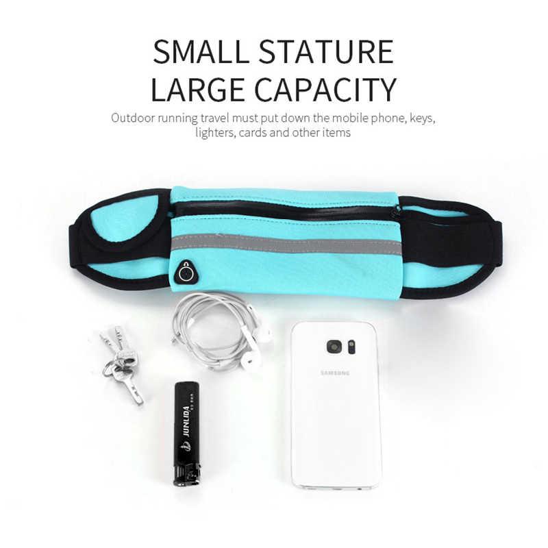 Túi Chống Nước Điện Thoại Bao Da Trên Tay Thể Thao Túi Quân Cho Samsung Note 10 8 Pro Tiểu Mi Mi A3 Dây túi Di Động Chạy Tập Gym Tay Ban Nhạc