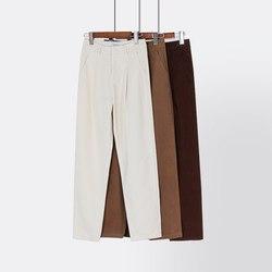 Toppies 2020 autumn cotton pant women trousers high waist harem pants fashion streetwear