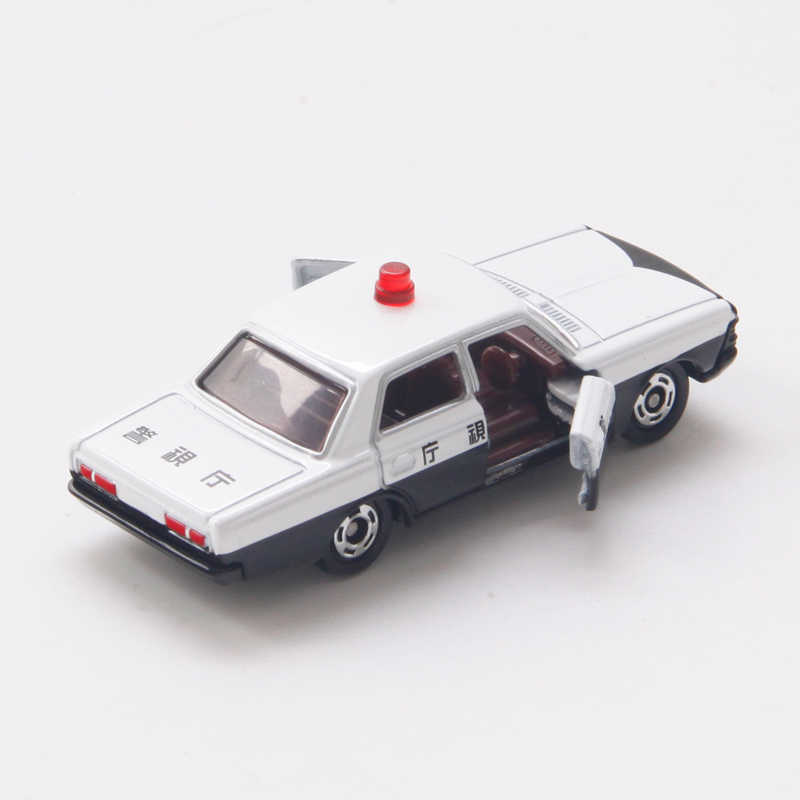 Toyota Crown Japan Police Patrol Car Takara Tomy Tomica 50th Coll.#04,1//65