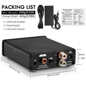 Image 5 - Nobsound mini amplificador de potência, mini subwoofer/mono channel tpa3116, digital, hifi, classe integrada, d amp 100w