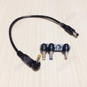 Image 4 - 100Mbps 4 تيار مستمر التوصيل 5 فولت 9 فولت 12 فولت قابل للتعديل شبكة PoE الخائن وحدة الطاقة عبر إيثرنت العرض 802.3af للكاميرا IP الأمن