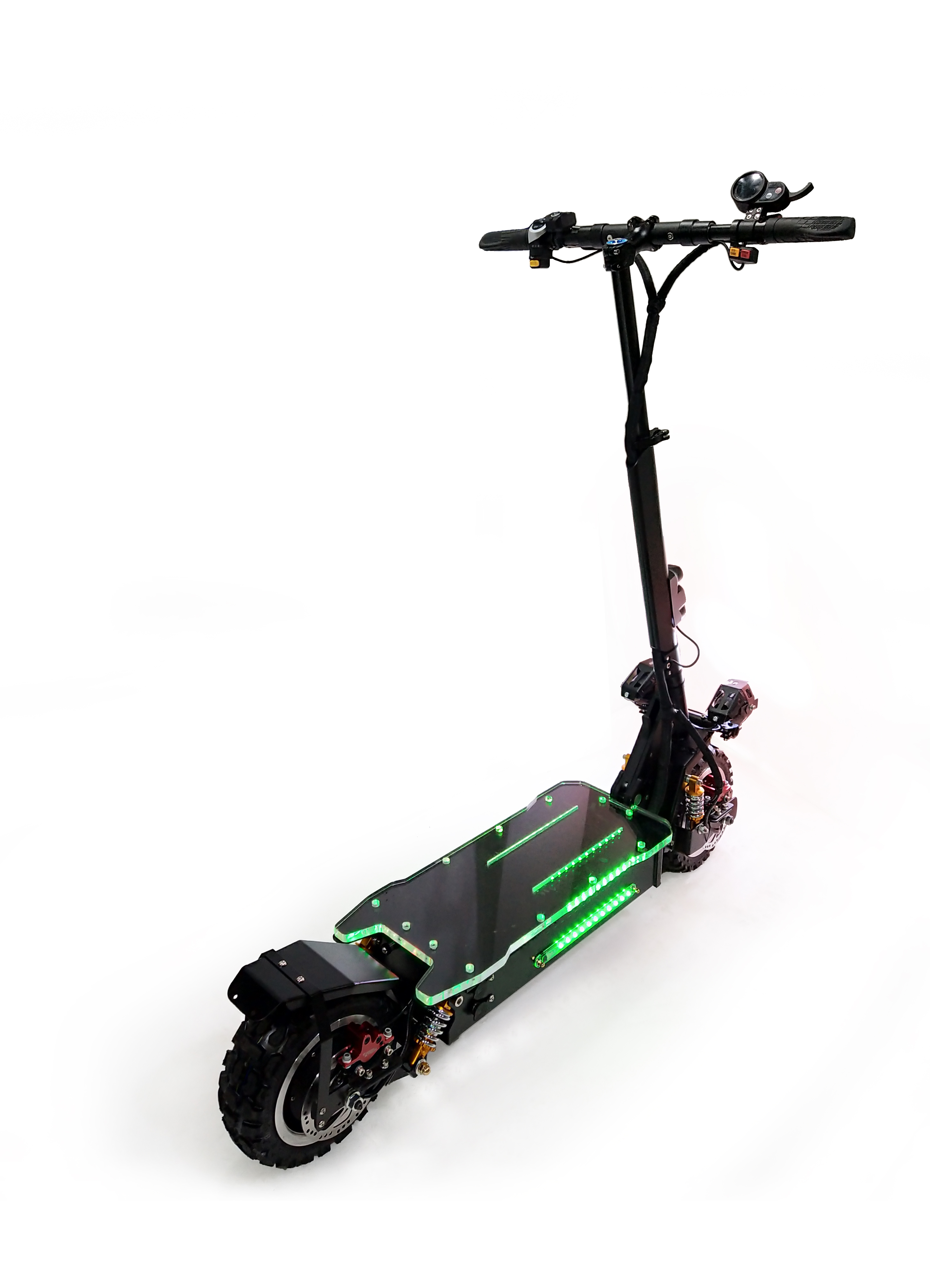 No tax 80KM/H Electric <font><b>Scooter</b></font> 60V <font><b>3200W</b></font> Powerful dual Motor 30A Samsung Battery 11'' E <font><b>Scooter</b></font> Skateboard Long Hoverboard image