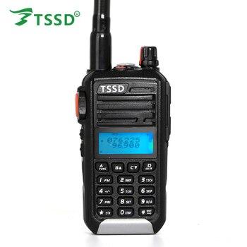 Free Shipping VHF 66-88MHZ Professional Walkie Talkie Portable Two Way Radio TS-M588