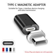 Micro Usb Telefoon Adapter Magnetische Charger Converter Voor Iphone Samsung Huawei Magnetische Opladen Datum Kabel Adapter Voor Magnetische