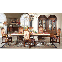 Classic New customized luxury classic dining room furniture