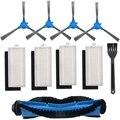 Ersatz Teile für RoboVac 11S RoboVac 30 RoboVac 30C RoboVac 15C Robotic Vakuum Zubehör Kit 1 Roll Pinsel 4 filter 4-in Weitere Küchen-Spezialwerkzeuge aus Heim und Garten bei
