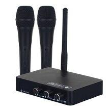 K2 Drahtlose Mini Familie Hause Karaoke Echo System Handheld Singen Maschine Box Mikrofon Karaoke Player